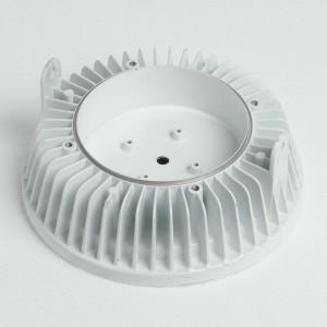 Lamp radiator die-casting