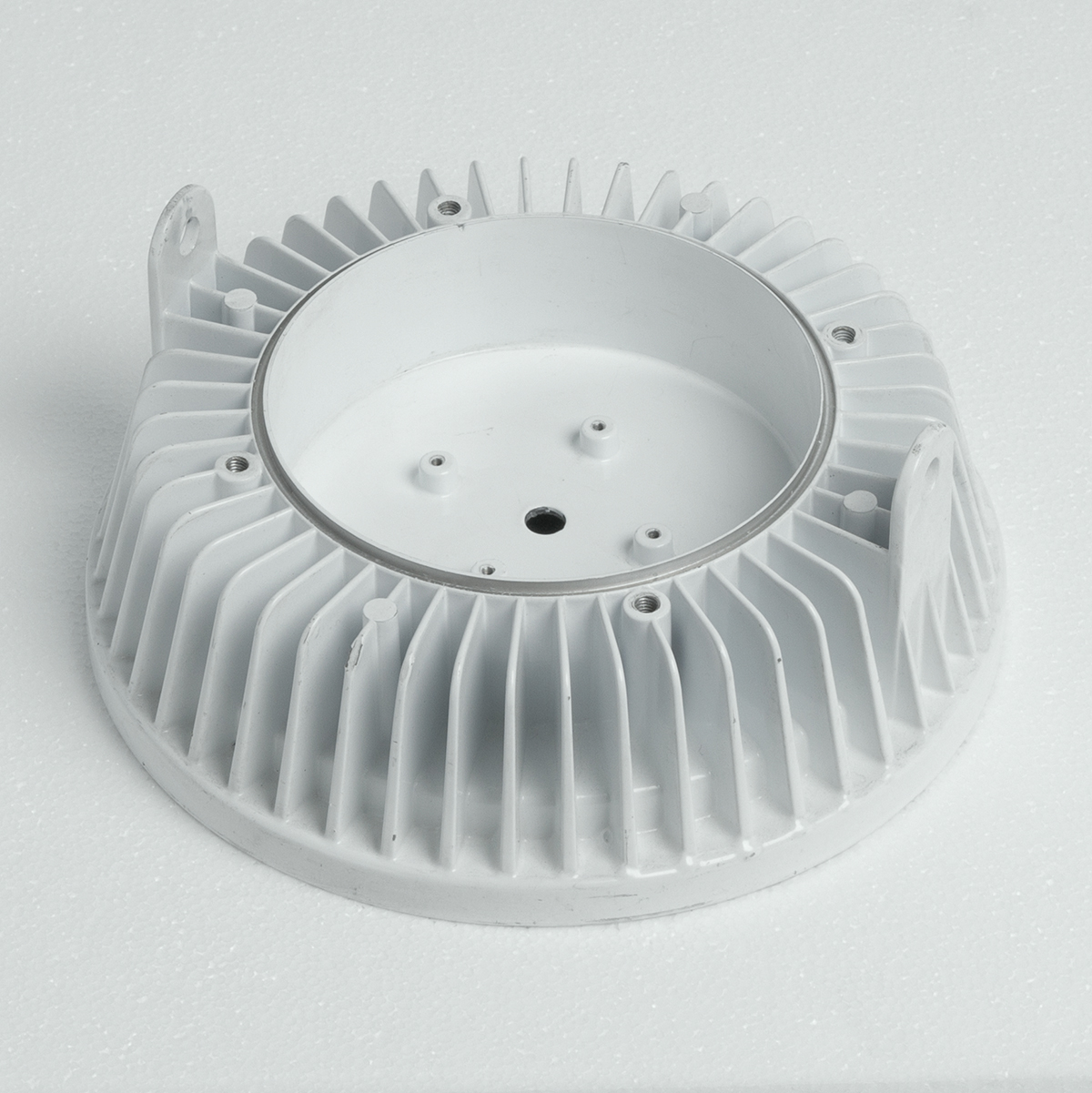 Lamp radiator die-casting Featured Image