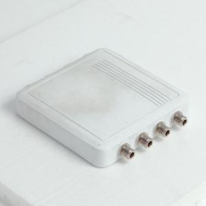 Communication box of diecastings