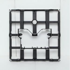 Display glass box boby die-casting